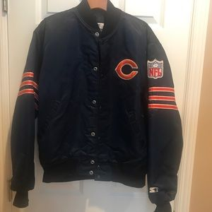 Chicago Bears vintage jacket